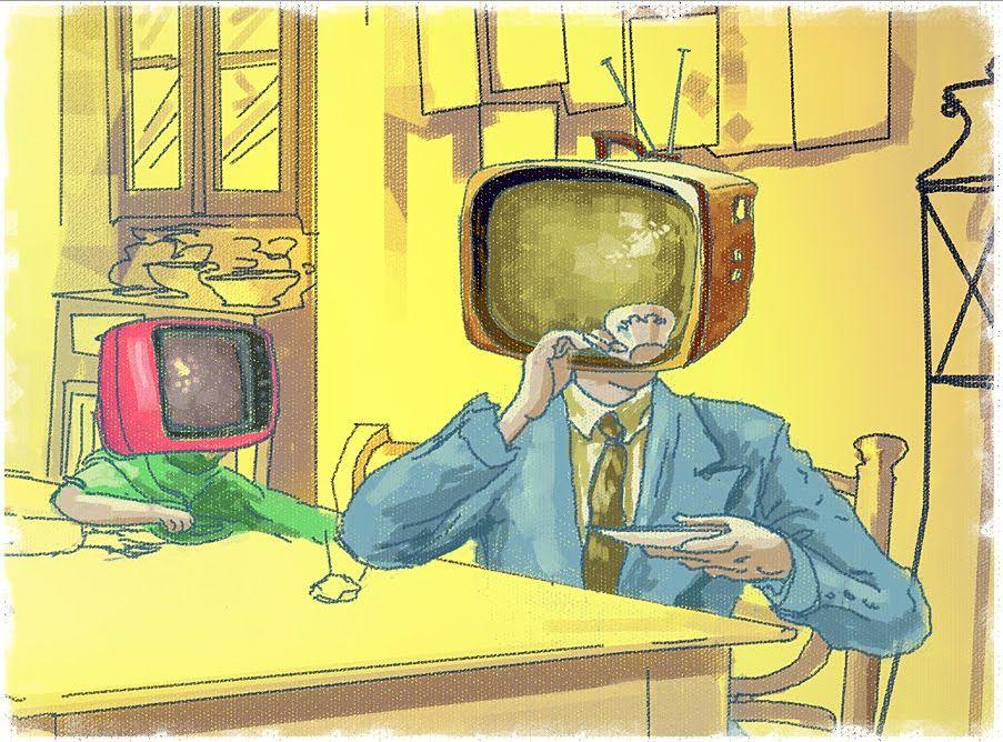 mein jahr ohne fernseher